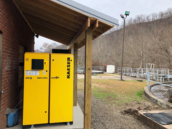 Small town achieves efficiency gains with blower station options
