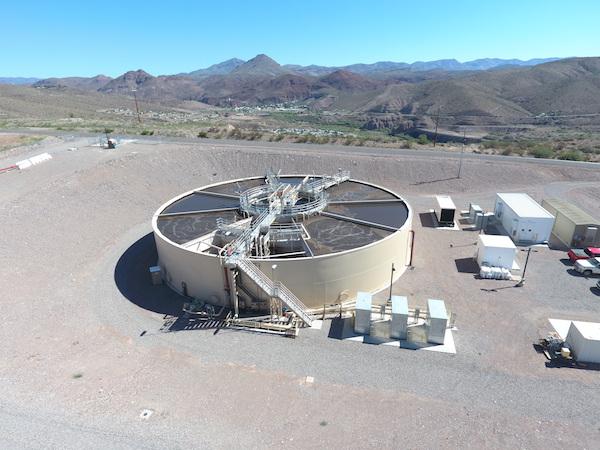 Freeport- McMoRan Morenci Wastewater Treatment Plant