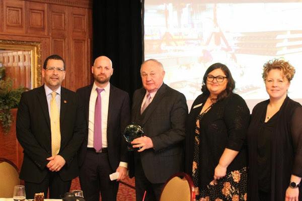 Duperon recognized; PolyCera announces distribution agreement