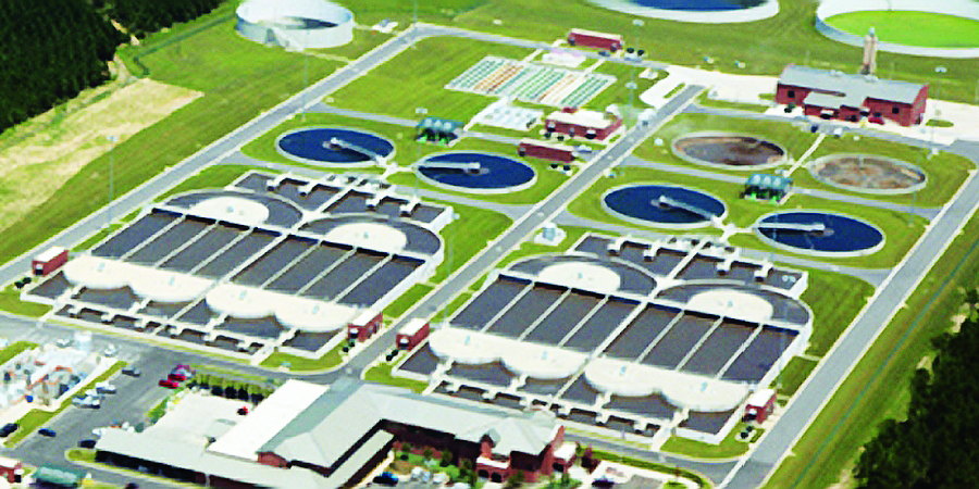 ECUA Central Wastewater Treatment Plant Project | WWD