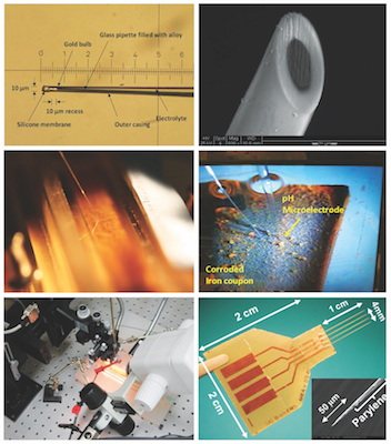 Many Uses of Microsensors