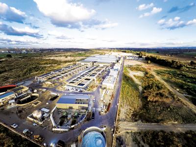 Large-Scale Desalination