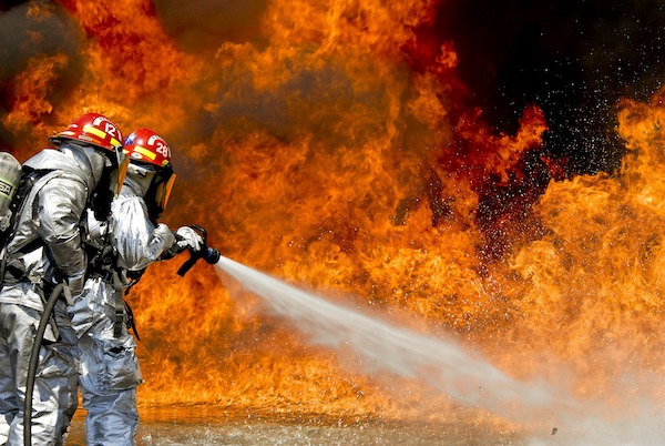 Fires in the Western U.S. can expose drinking water to risk of contamination