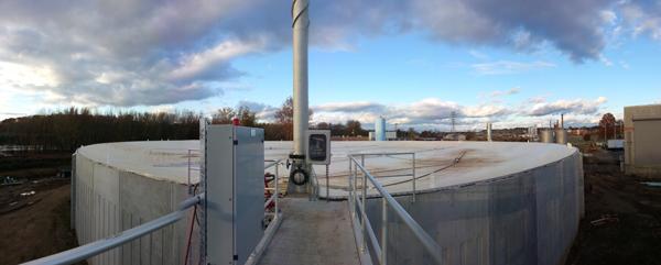 Turning Wastewater to Energy