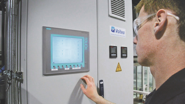 Automotive plant discovers non-traditional water purification technology for its paint line