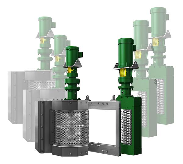 Wastewater Sewage Grinder