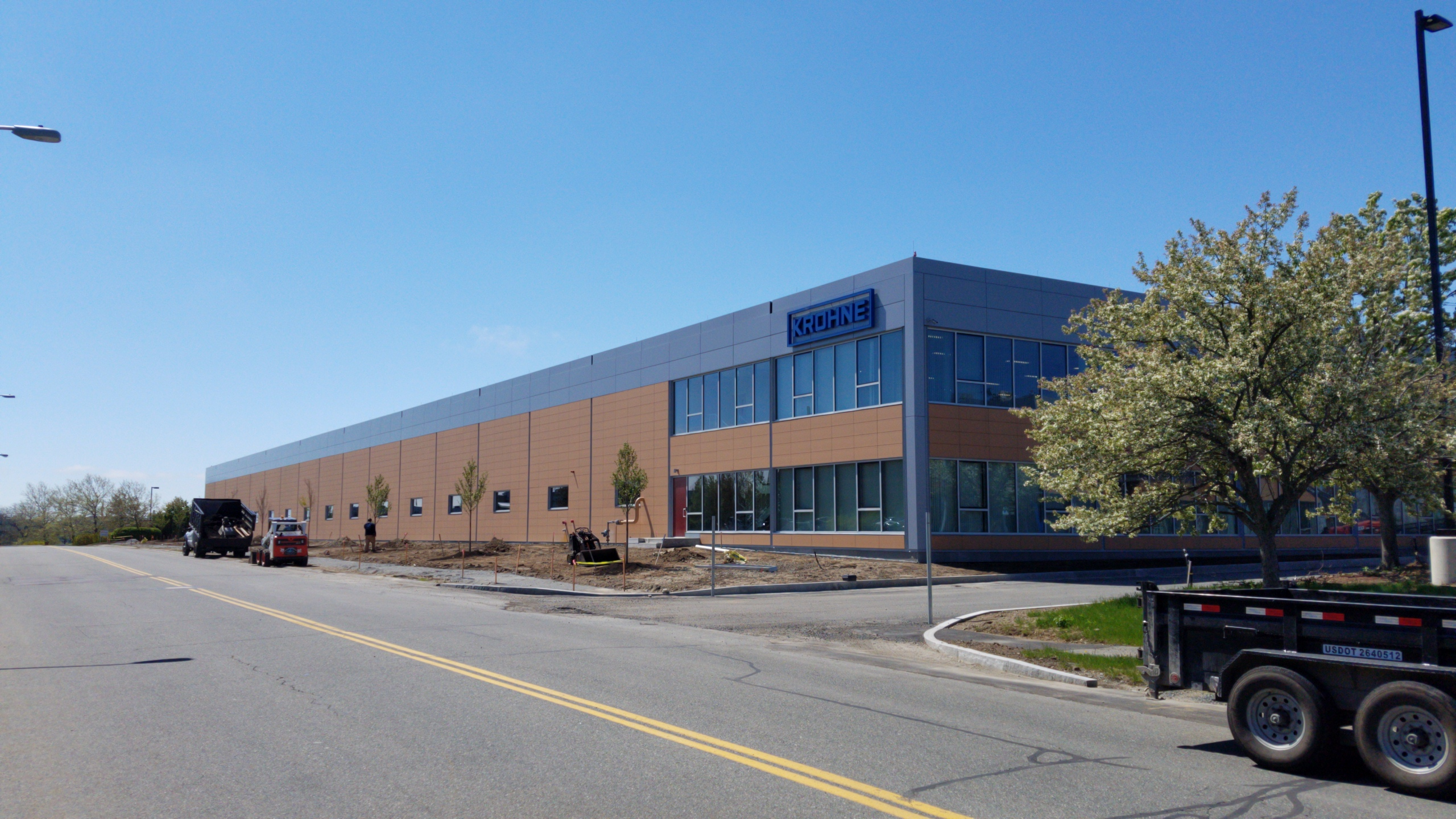 Krohne Inc. announces opening of new flow and level measurement manufacturing and calibration facility.