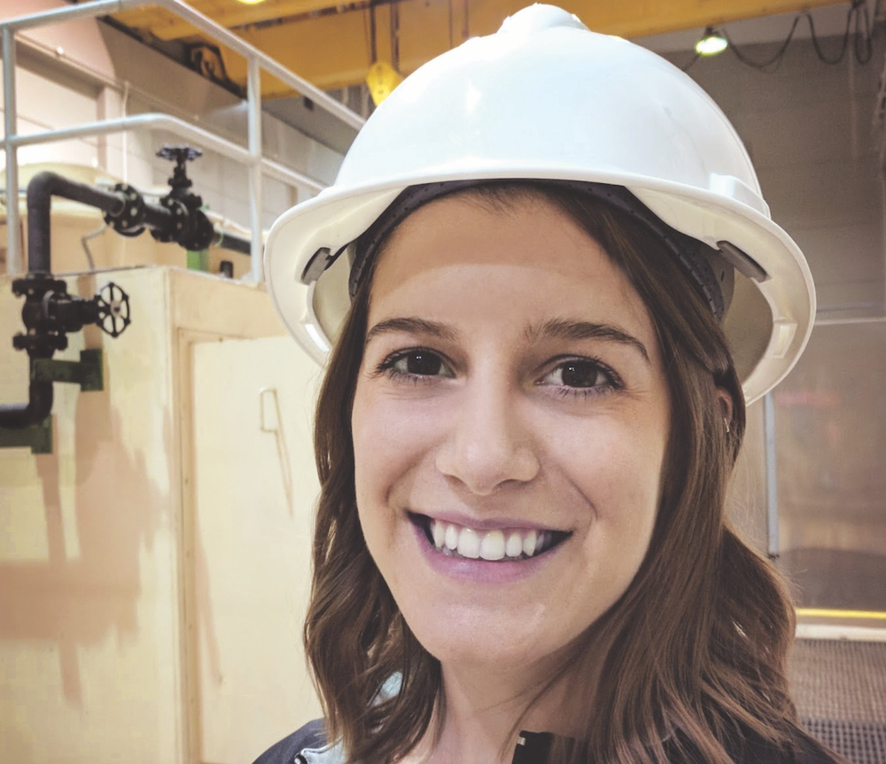 Lauren Baltas writes about industrial water's impact on climate change
