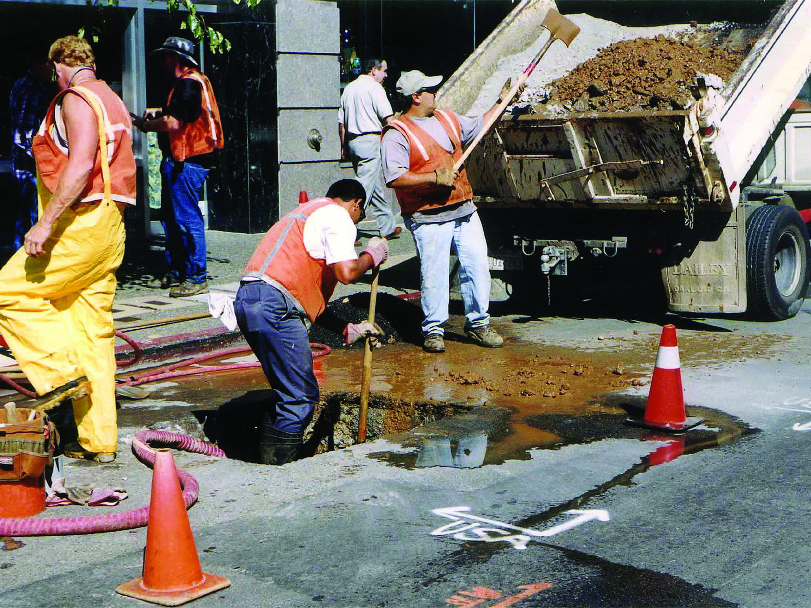 SubSurface Locators Pollard Water leak detection