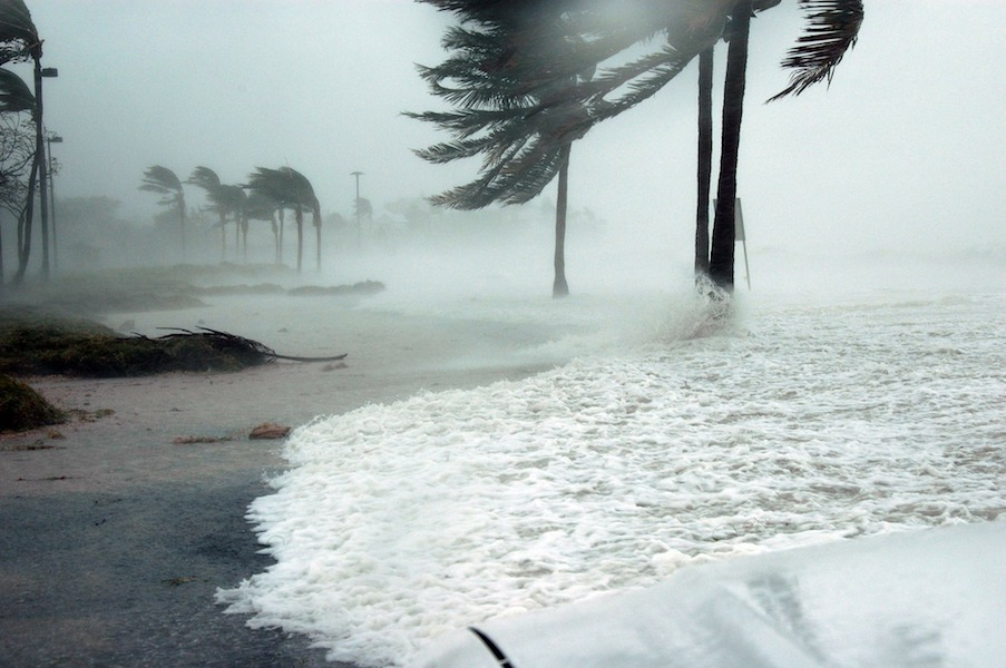 Hurricane Michael made landfall as Category 4 storm