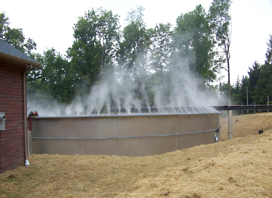 Georgia Wastewater Utility Reduces Odor Complaints