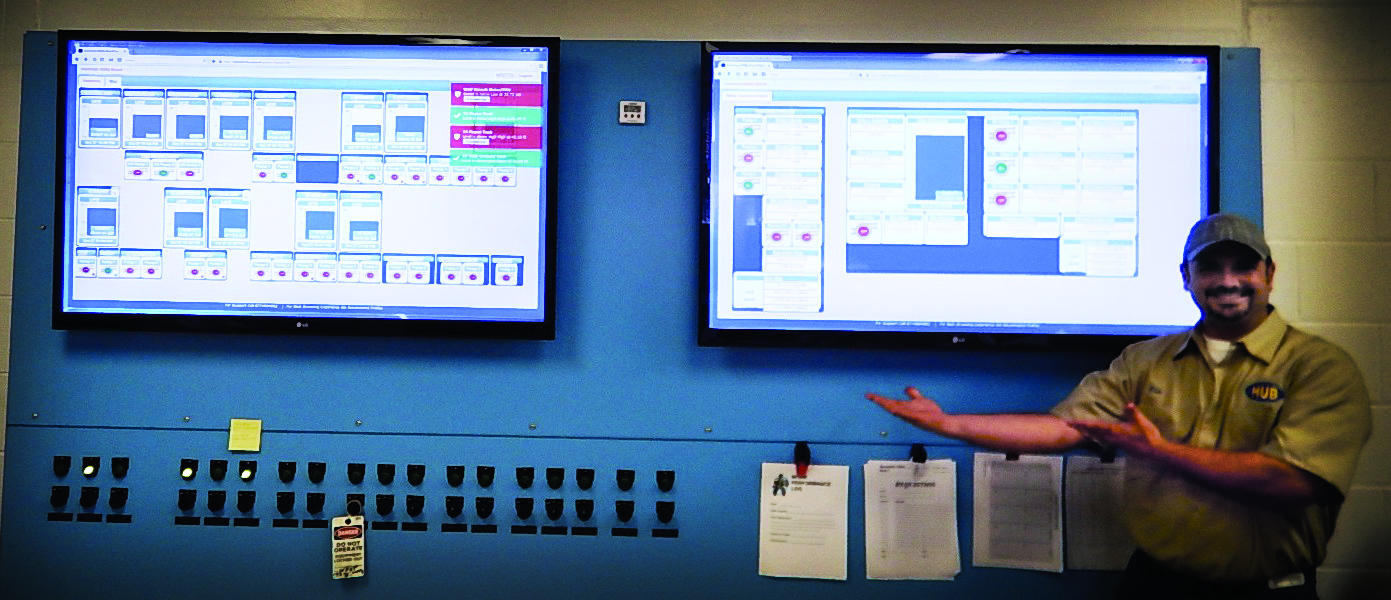 Harriman Utility Board High Tide Technologies cloud SCADA