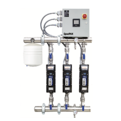 Pressure-Boosting System