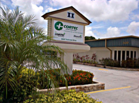 Cortec Corporation Biotechnology Campus Sarasota Florida