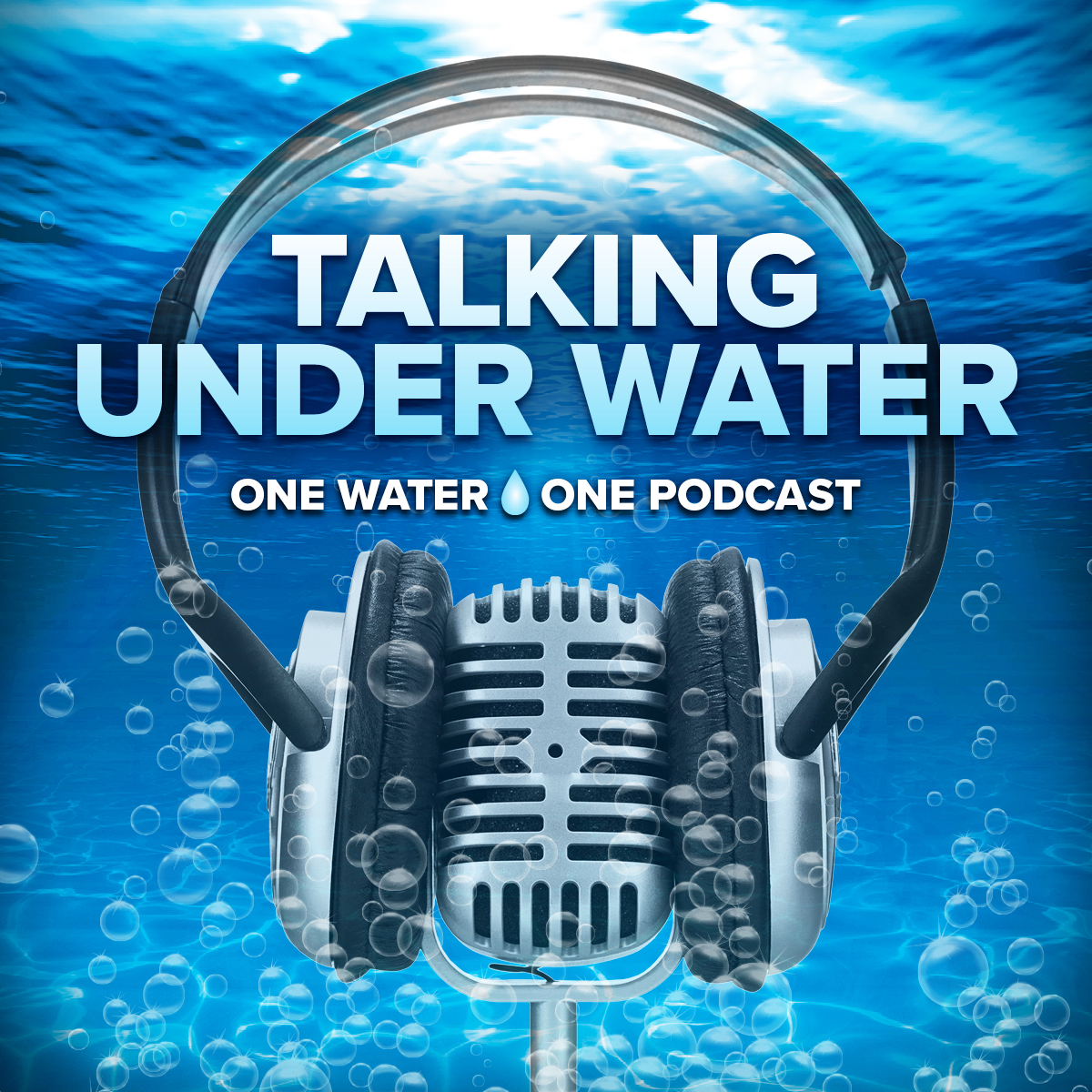 Talking Under Water podcast now available on iTunes and Google Play