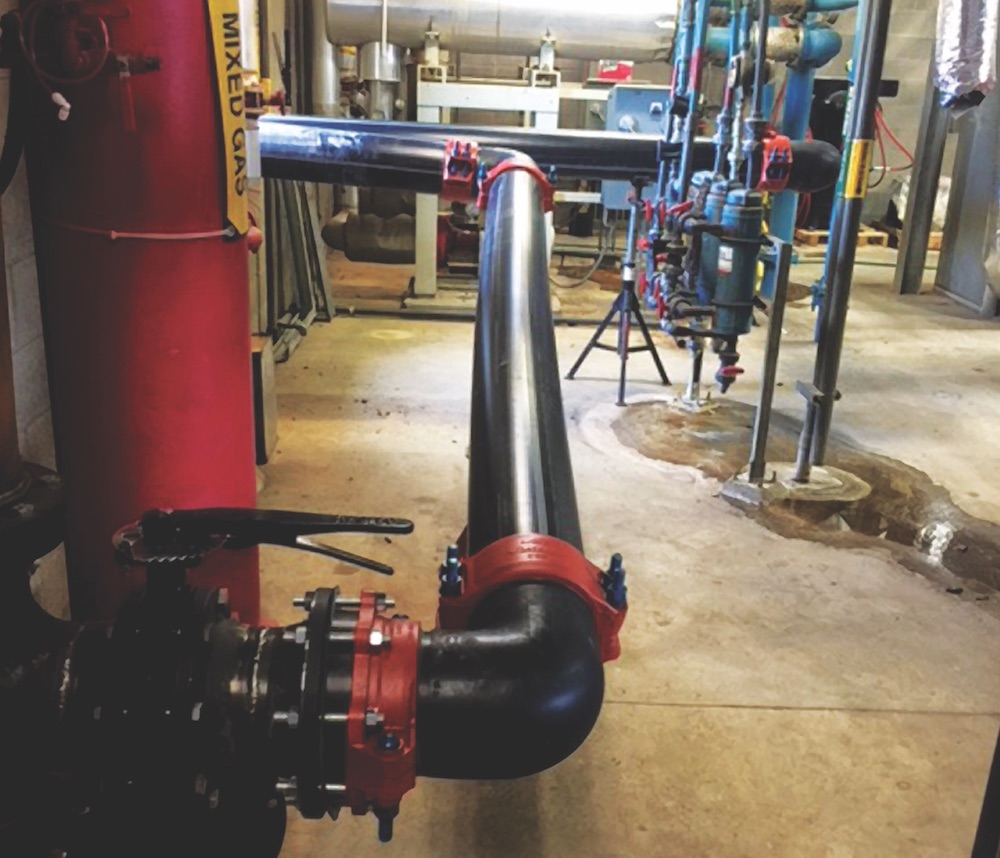 How HDPE pipe & specialty couplings enabled a rapid bypass solution in Nebraska