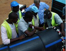 Stanley Consultants Ghana water treatment supply