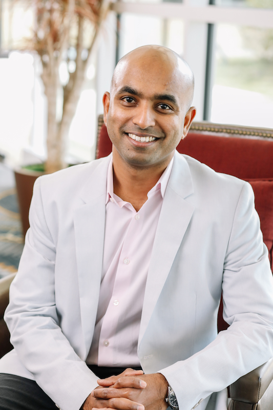 Varun Gowda, senior director for product and resource intelligence services.