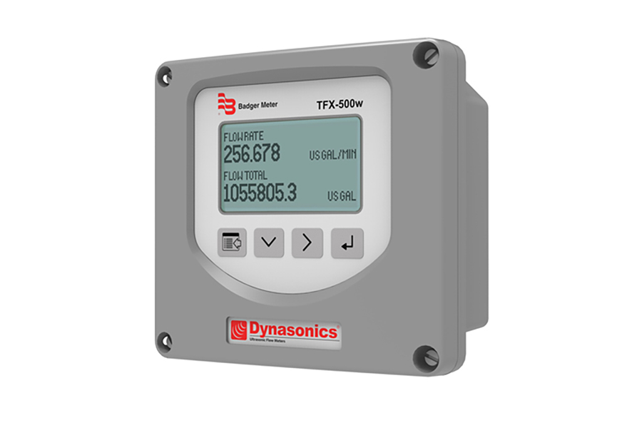 Ultrasonic Flowmeter Can Be Used in Most Industrial Environments