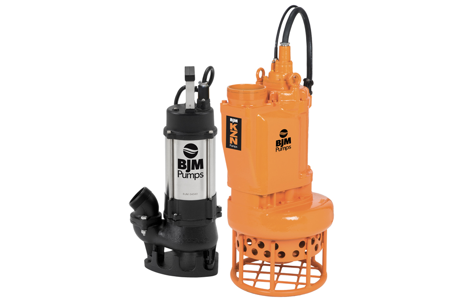 Submersible Pumps Designed for Use With Hot Liquids