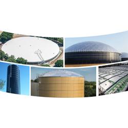 Water Storage Tanks & Aluminum Covers
