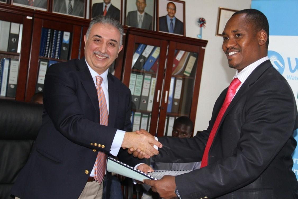Water and Sanitation Corp. Rwanda Culligan International Kigali City