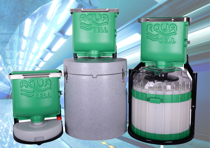 Products are suitable for municipal & industrial wastewater & storm water
