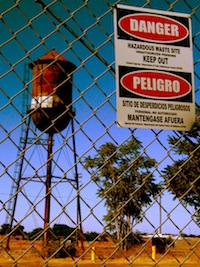 EPA Superfund Hazardous Waste Site national priorities list