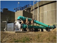 Dual Digesters in California Town
