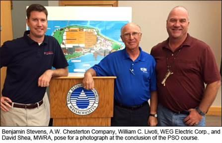 Massachusetts Water Resources Authority pump system optimization HI