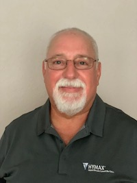 Doug Riseden, Krausz Hymax technical support manager