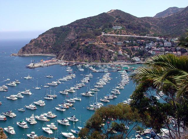 Catalina Island GE desalination