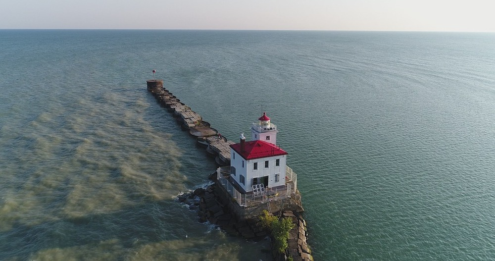 Dunkirk, N.Y., suffers 990,000 gal wastewater spill into Lake Erie