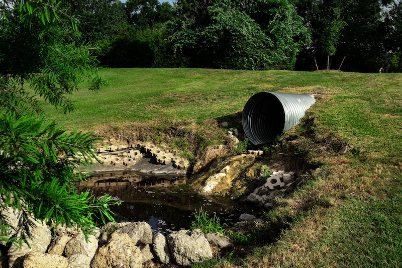 Private property owners are fighting back against sewer line & access road easements in their backyards