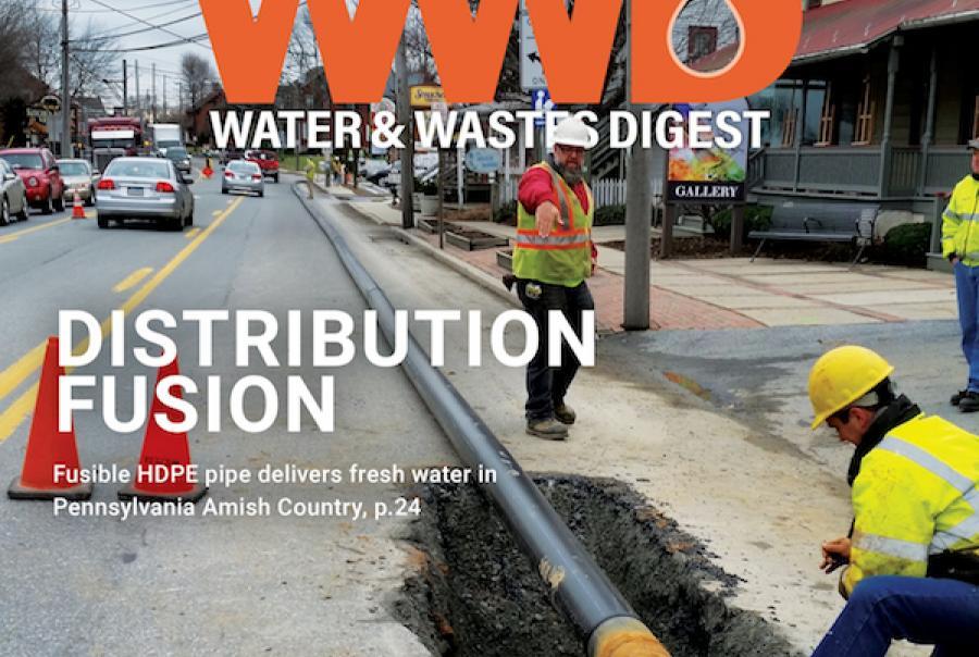 January 2019 WWD Cover