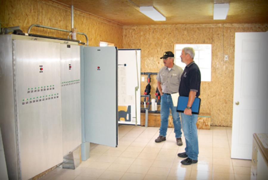 Sewer & Collection Systems: Saving Bethel Heights