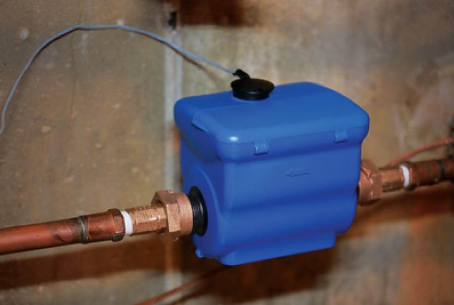 Smart Water, Fewer Leaks