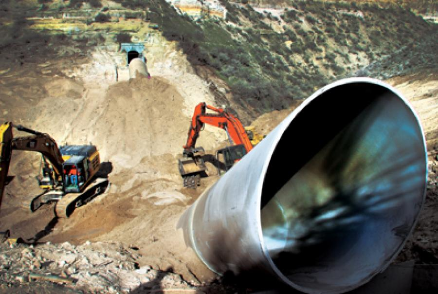Pipe Replacement: Irrigation District Upgrade