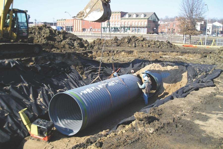 Joshua Herchl writes on the enhancement of sanitary sewer pump stations