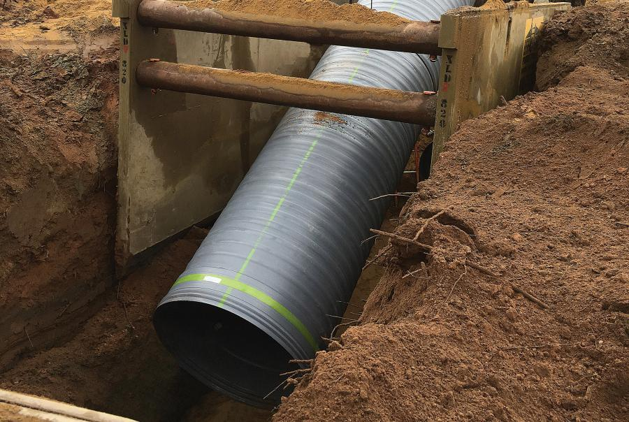 ads, pipe, storm water, polypropylene, new