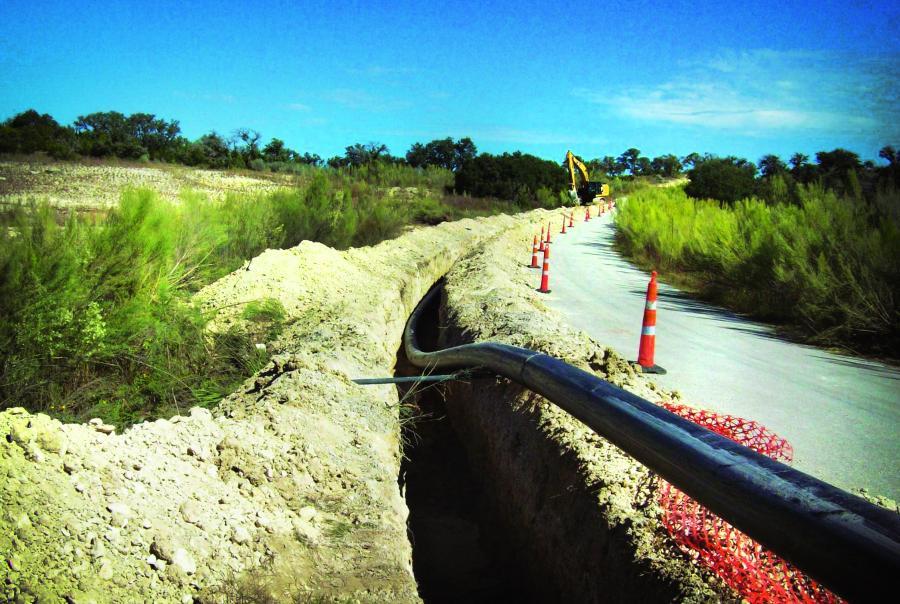 Plastics Pipe Institute HDPE pipe Lago Vista Texas
