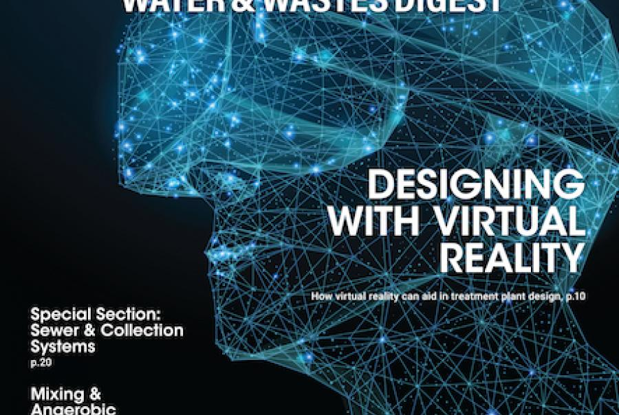 October 2018 Water & Wastes Digest