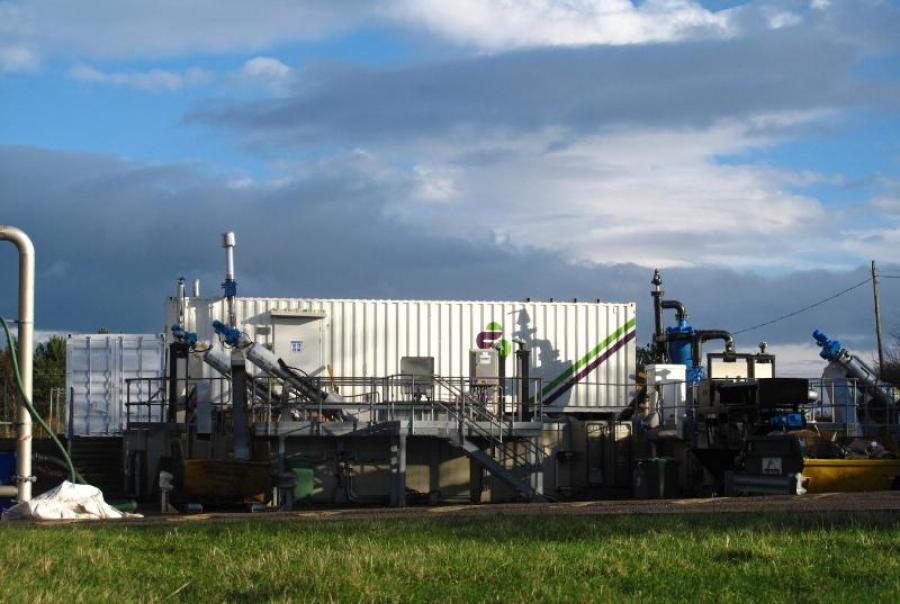 Scottish Water Applied CleanTech recycling