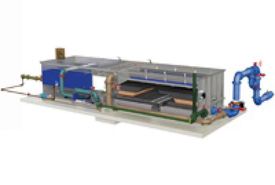 Packaged Treatment Plant