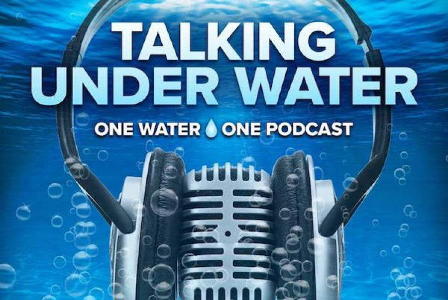 Talking Under Water discusses plastic water pollution and water scarcity