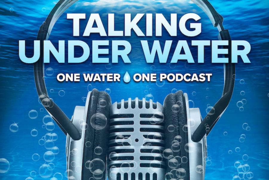 Talking Under Water Podcast