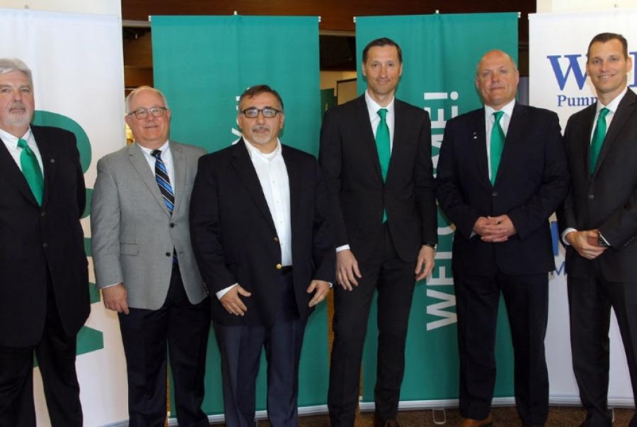 Wilo USA Acquires Weil Pump Co., Scot Pump Co., Karak Machine Corp.