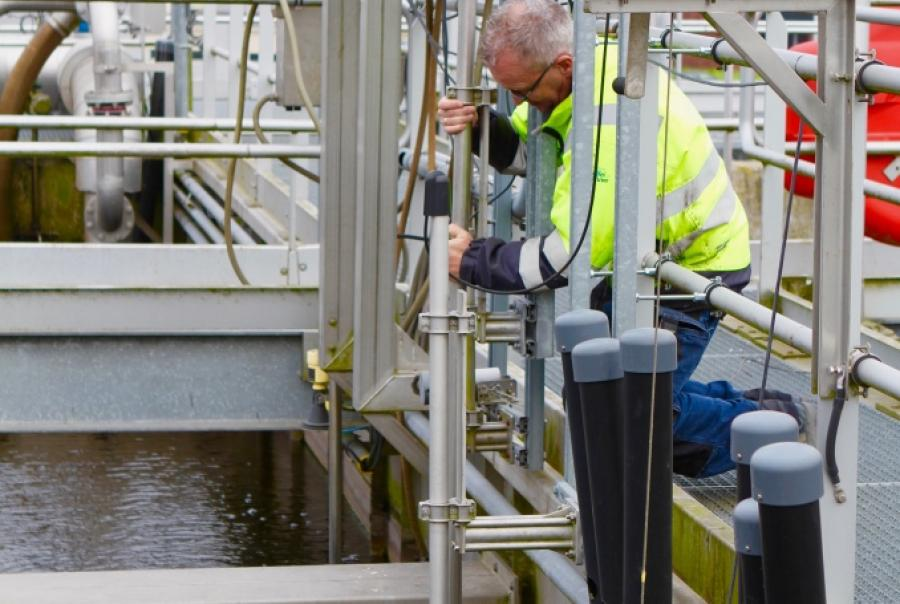 Hach Co. to supply Nereda wastewater treatment