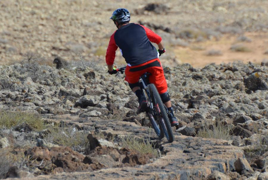 Mountain biking may affect water quality