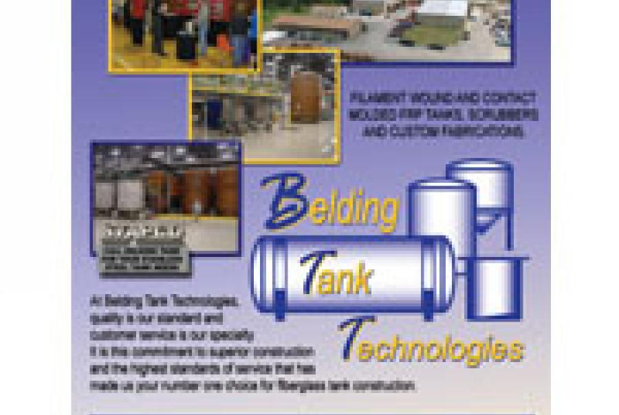 Plastic Storage Tanks
